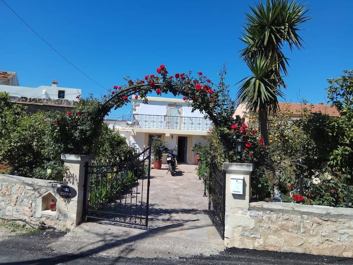 Traditional Cretan House to rent