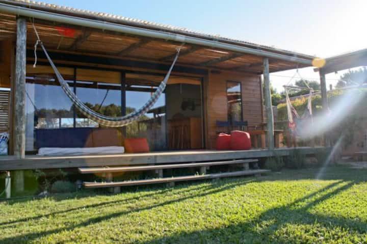 Cabaña en La Paloma. SOLAR 1