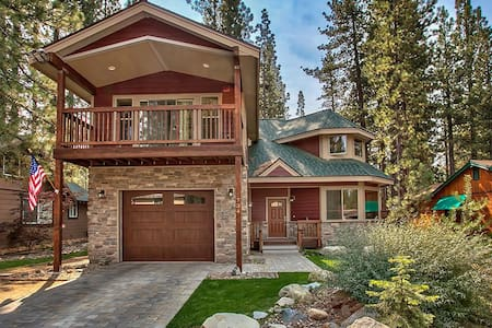 MASTER Bedroom Couple's Retreat, Centrally Located - South Lake Tahoe