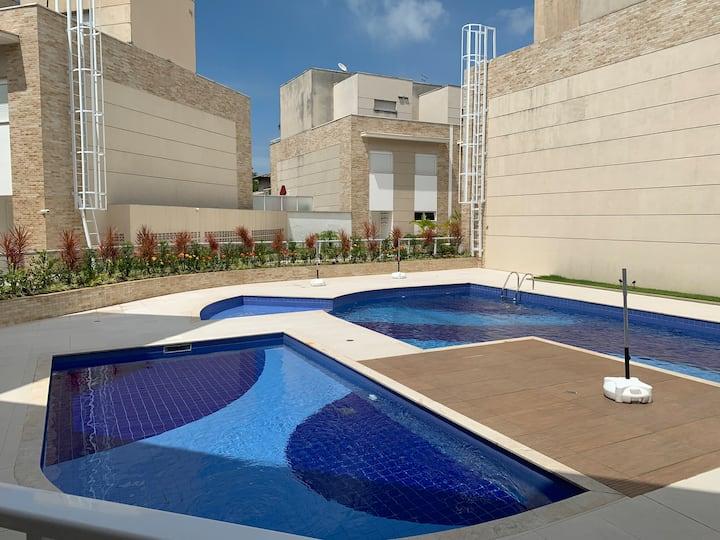 Casa Guarujá - Praia Enseada Cond. Ocean Palace