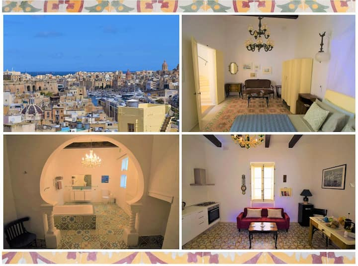 Magnificent Maltese Gem - gorgeous house and views