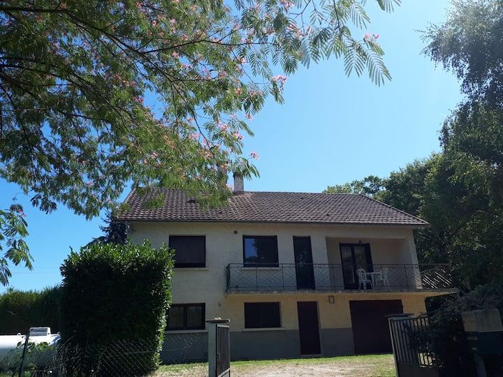 Location de vacances en Bouriane (46)
