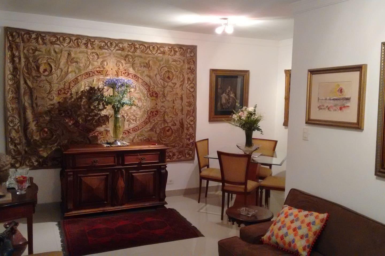 sala de estar living room and dining room