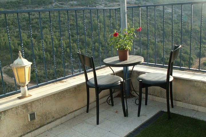 Bohemian apt. at an Artist Village - Ein Hod - Pis