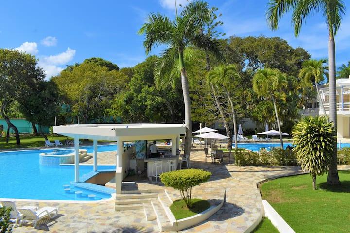 Superior Twin room Pool view, Tropical Casa Laguna
