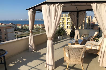 Sea View Grand Apartment - Sveti Vlas