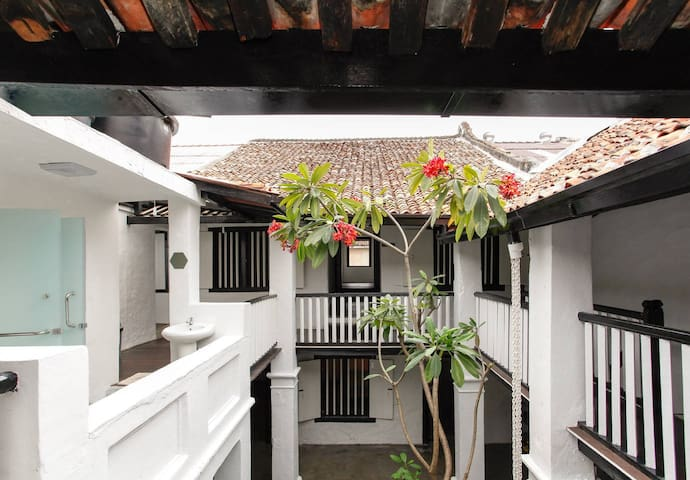 Triple Room with Courtyard View - Melaka - Jiné