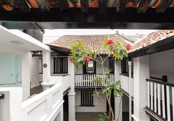 Triple Room with Courtyard View - Melaka - 其它