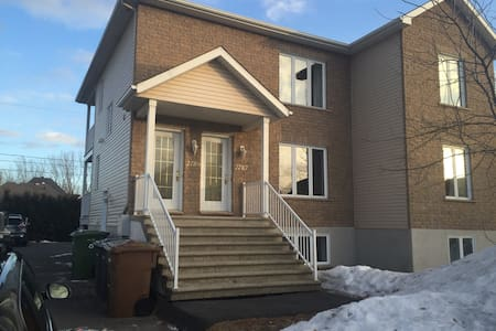 Appart confortable avec 3 chambres - Drummondville - Wohnung