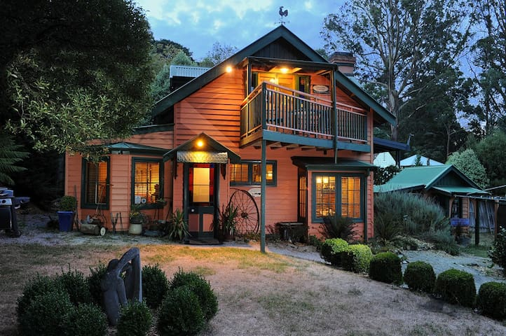 2 Bedroom Lavender spa @comocottages - Olinda - House