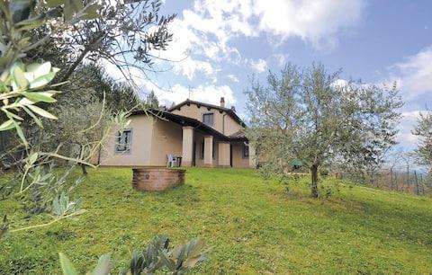 Der herzliche Empfang der Villa degli Olivi