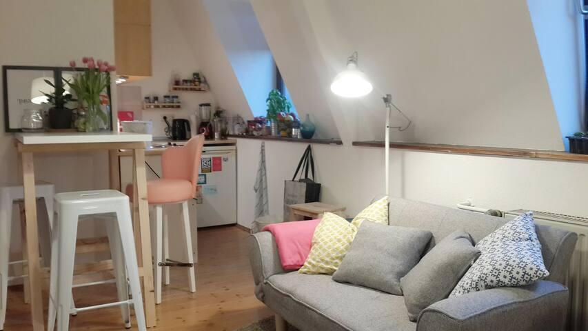 Gemütliche und zentrale Wohnung! - Colonia - Appartamento