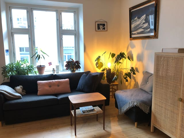 Charming flat in beautiful Trojborg