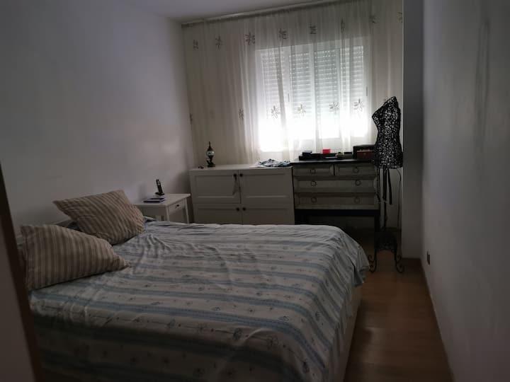 Habitación doble privada en Las Rozas 2 personas