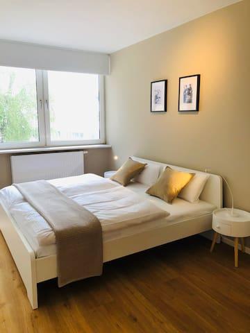 3 Zimmer Cube mit Küche und Essbereich Nr 201