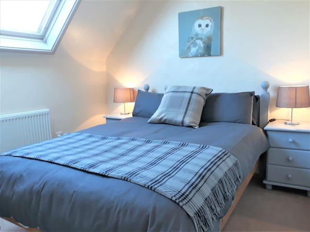 The Snug's Bedroom