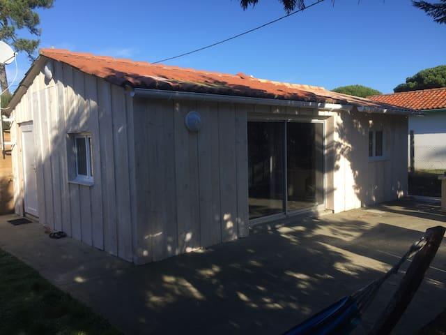 Joli maison a 300 m de la plage - Vendays-Montalivet - Casa