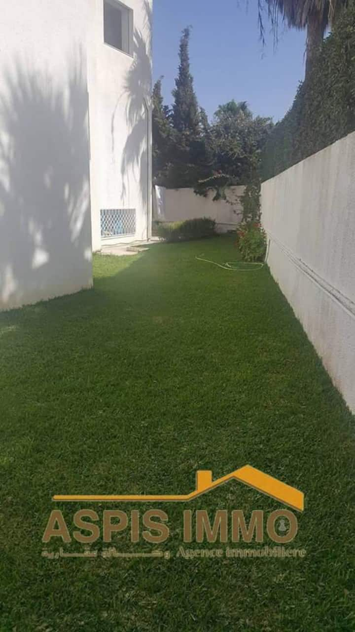Bel Etage de Villa Kelibia Plage Mansoura
