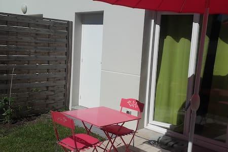 Chambre privée dans résidence calme - Libourne - Townhouse