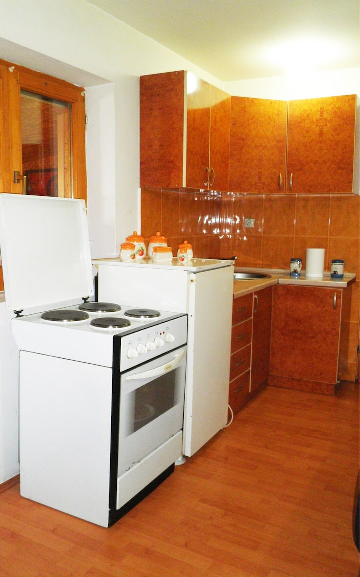 Triple bed apartment Zabljak,city center