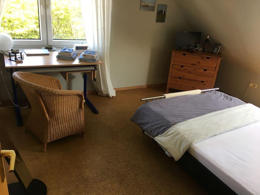 zimmer im ferienort bei cuxhaven in otterndorf