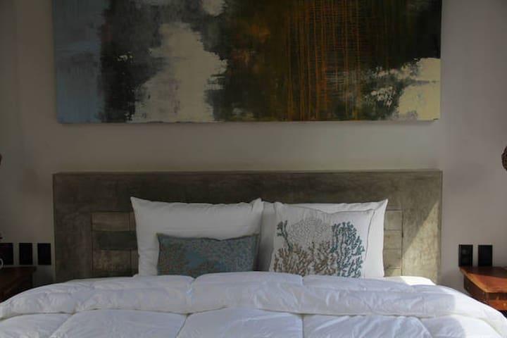 """VILLA CHÉRIE-04"" ART HOUSE POOL SOLARIUM - Tulum - Bed & Breakfast"