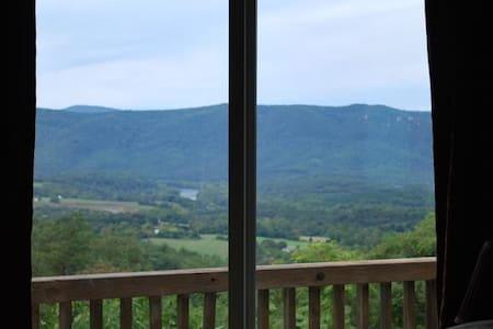Valley View - Rileyville - Cabaña