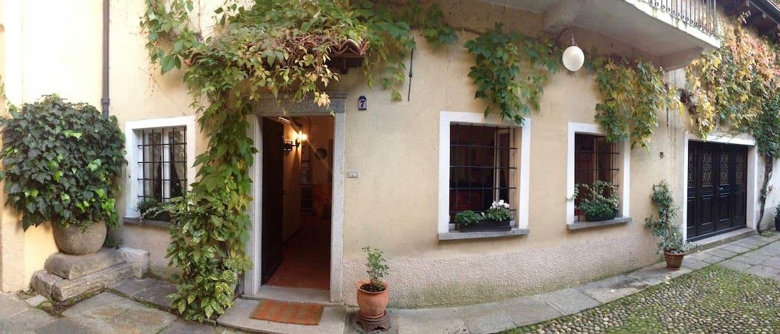 Dimora Ortese - Orta San Giulio - Lejlighed