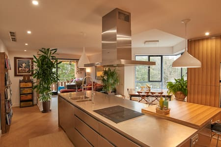 Modern beachfront flat in Barcelona´s Olympic Port - Barcelona - Apartemen