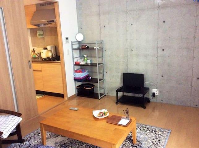 Apartament in Kyoto, 0'Axel 102 - Sakyō-ku, Kyōto-shi - Flat