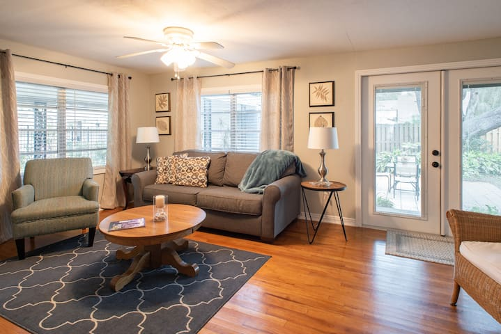 Mid Century Home in the Heart of South Tampa