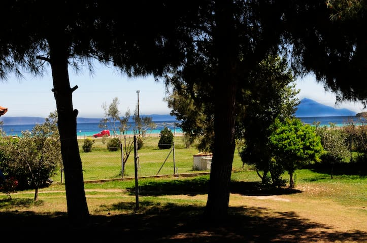 Athos View Villa by the sea - Halkidiki - Casa de campo