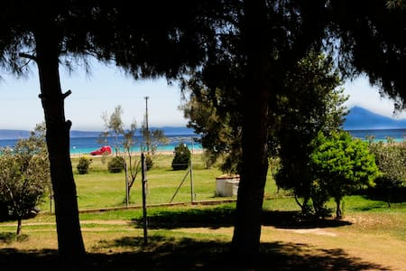 Athos View Villa by the sea - Halkidiki