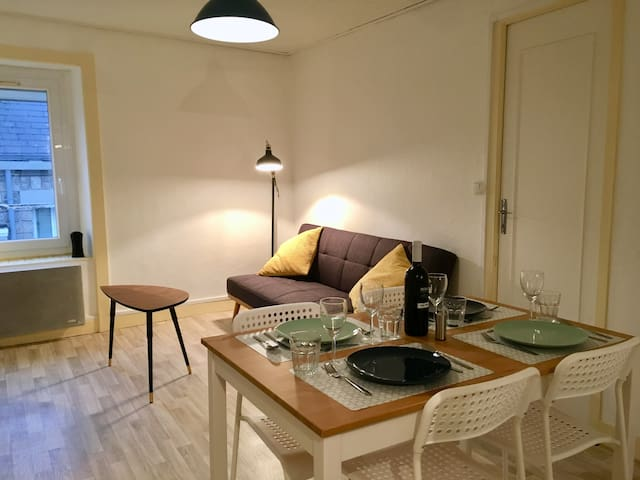 Appartement Hygge Cherbourg Centre