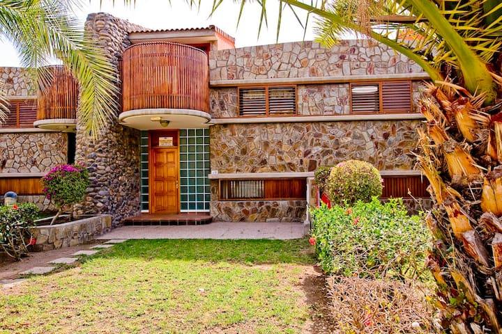 Beautiful Anfi Tauro Duplex