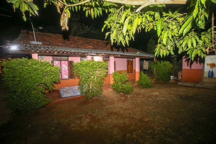 Neverbeen to Kunchukulam forest Retreat