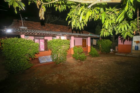 Neverbeen to Kunchukulam forest Retreat|DBL Room 1