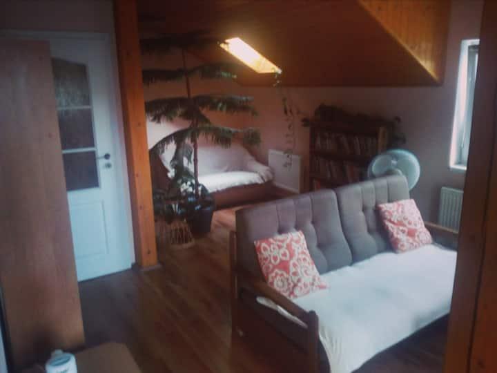 Alternativní ubytování poblíž Jihlavy
