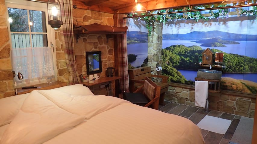 Birchwood Guest Lodge - Every season a romance