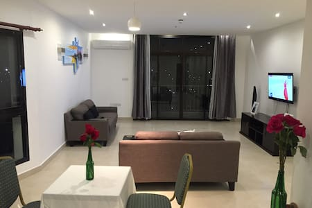 Furnished 1 bedroom close to city centre - Apartment