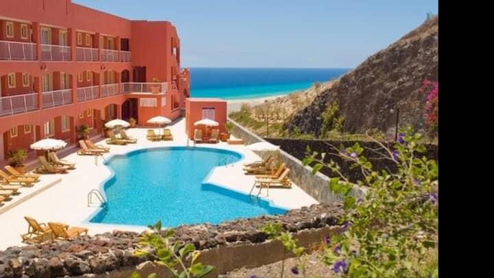 Apartamento playa paraíso