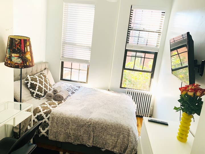 Clean & Nice room in the heart of Williamsburg!