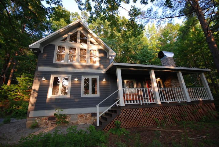 River Thyme Lodge near the Tennessee River - Waverly - House