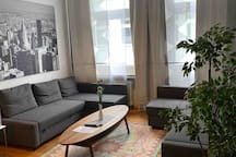 Düsseldorf Zentrum, ruhige Wohnung