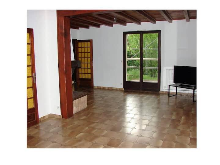 Maison des templiers chambre 2
