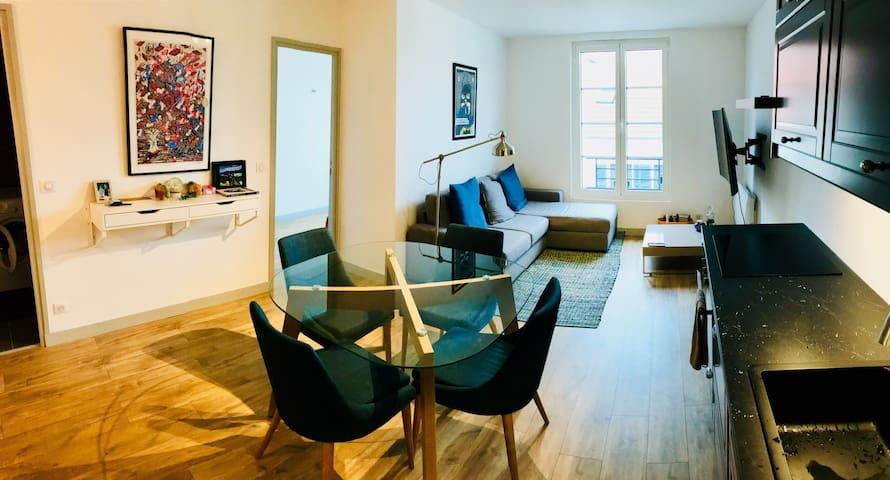 Chambre privé dans appartement cosy