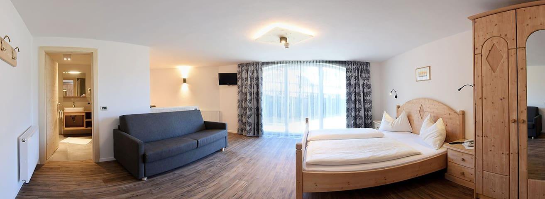 Double Room Comfort on the ground floor - San Vigilio - Apartment