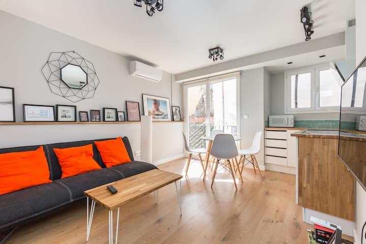 ARMAS37 - Apartamento céntrico renovado