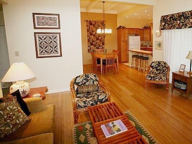 Tranquil Elegance on Kauai - Princeville - Condominium