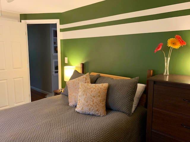 Bedroom #3 - Double (Full) Bed